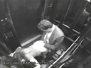 fuck Fuck in Elevator.F70