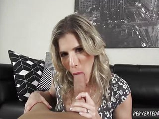 Milf exhibition and horny mature mom Cory Chase in Revenge