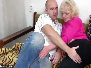OldNanny grannies joy compilation