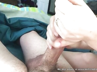 Slow edging handjob - Milfsexdating Net