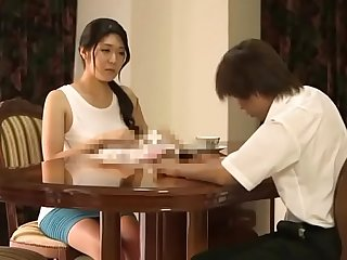 Stunning Asian Stepmom Sharing Bed With Stepson Full Movie  www.stepfamilyxxx.com