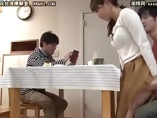 Japanese Mom And Son Under The Desk Games  VIDEO LinkFull: