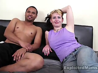 E.m thin white mommy drilled hard