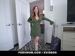 Hot Mom (Dani Jensen) fucks her stepson