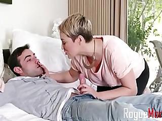 Cougar Mom Fucks my big cock