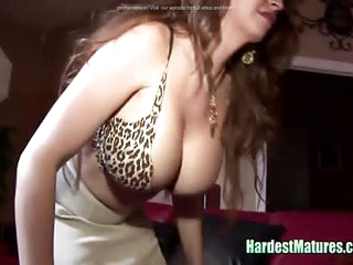 Mature Housewife Seduces Black Guy