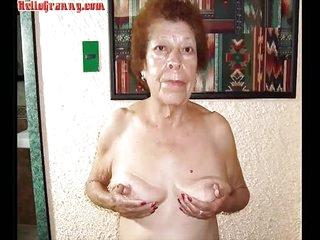HelloGrannY Busty Latina Mature Pictures Slideshow