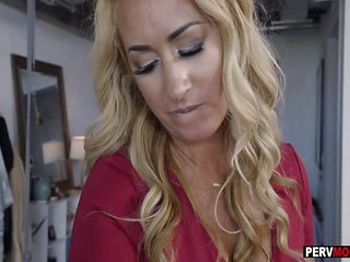 I cant go long without my big boobs mature stepmom