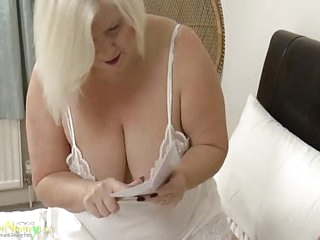 OldNannY Mature Lacey Star sn Sexy Zana Doll Toy