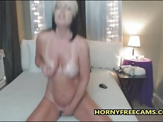 Jizz Eating And Heavy Squirting Mature
