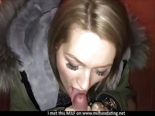 MILF from Milfsexdating Net creampie