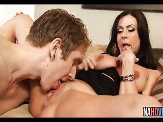 Busty Hot Brunette MILF Kendra Lust